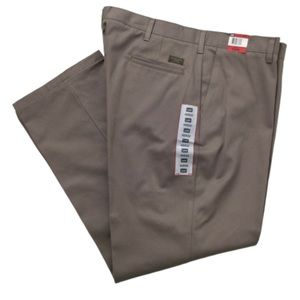 Lee Olive Flat Front Chinos NWT 42x32